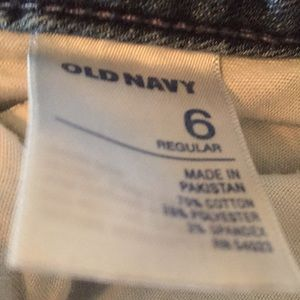 Old Navy Jeans - Old navy rock star skinny jeans